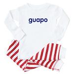 Guapo Baby Pajamas