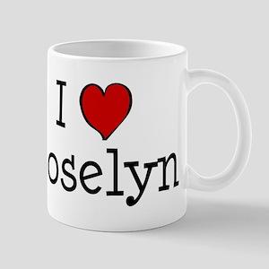 I love Roselyn Mug