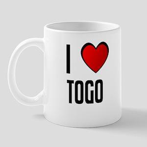 I LOVE TOGO Mug