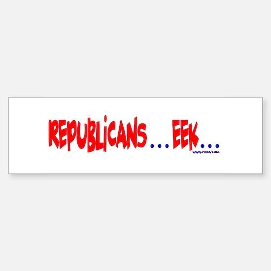 Young Democrat Bumper Bumper Bumper Sticker