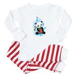 Kawaii Panda Baby Pajamas