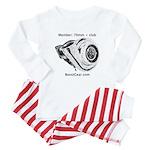 Boost Gear - 70mm + Club - Racing Baby Pajamas
