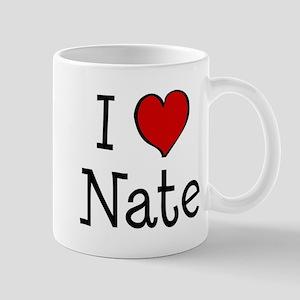 I love Nate Mug