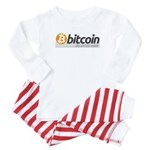 Bitcoins-7 Baby Pajamas