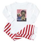 United Yorkie Rescue Baby Pajamas