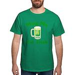 Mug Me I'm Irish Dark T-Shirt