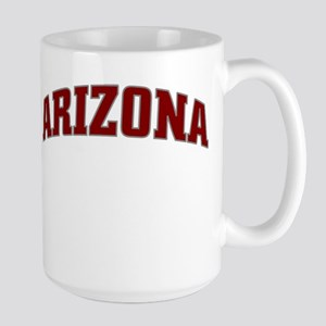 Arizona State Large Mug