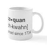 Funny Occoquan Virginia Pronunciation Mugs