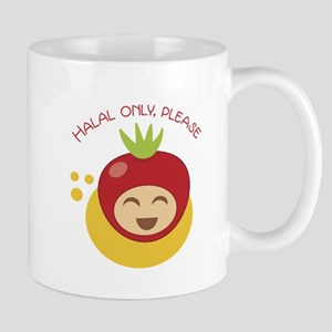Halal Only Please  Mugs