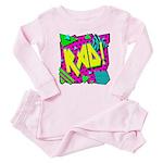 Rad! Baby Pajamas