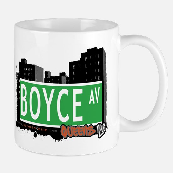 BOYCE AVENUE, QUEENS, NYC Mug