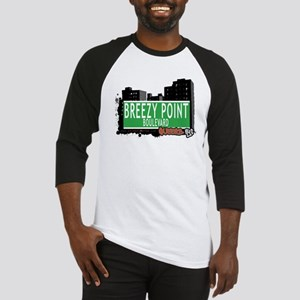 BREEZY POINT BOULEVARD, QUEENS, NYC Baseball Jerse