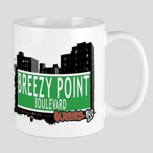 BREEZY POINT BOULEVARD, QUEENS, NYC Mug