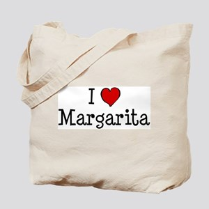 I love Margarita Tote Bag
