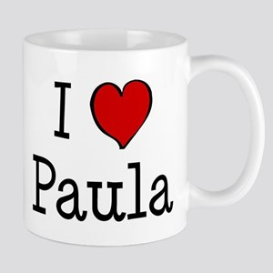 I love Paula Mug
