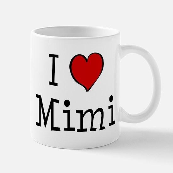 I love Mimi Mug