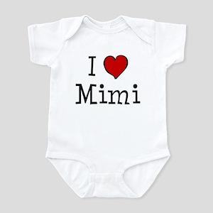 I love Mimi Infant Bodysuit