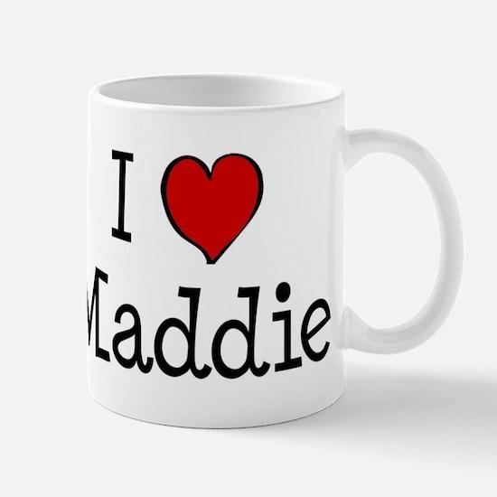 I love Maddie Mug