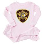 Tombstone Marshal Baby Pajamas