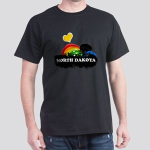 Sweet Fruity North Dakota Dark T-Shirt
