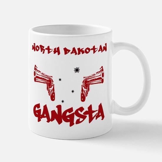 North Dakotan Gangsta Mug