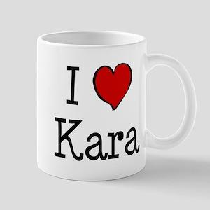 I love Kara Mug