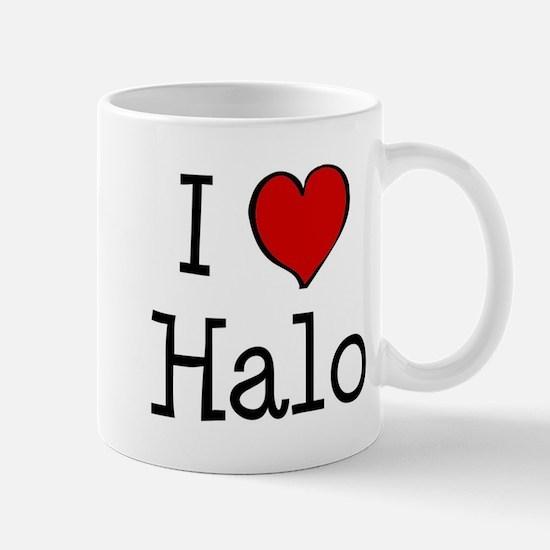 I love Halo Mug