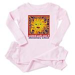 Sun Baby Pajamas