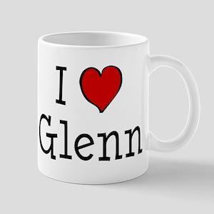 I love Glenn Mug