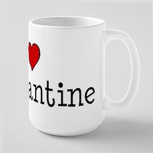 I love Constantine Large Mug