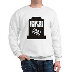 Headstone Tour Sweatshirt