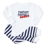 Fantasy Football Addict Infant Bodysuit