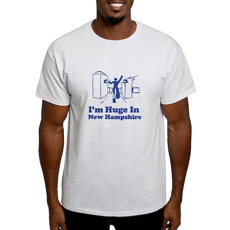 I'm Huge in New Hampshire Light T-Shirt