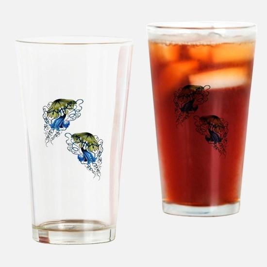 PULSE Drinking Glass