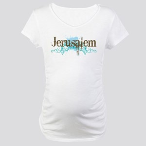 Jerusalem Maternity T-Shirt