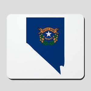 Nevada Stripe Custom Design Mousepad