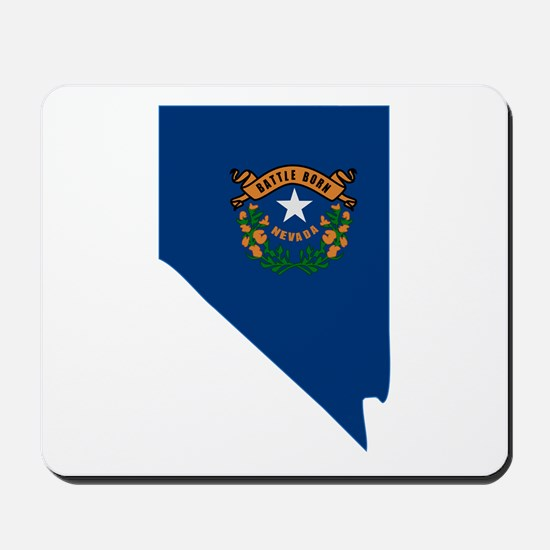 Nevada Stripe Custom Design Mousepad