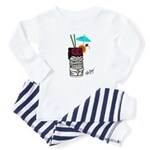 fez_mug_color_sig Baby Pajamas