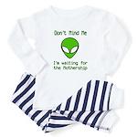 Mothership Baby Pajamas