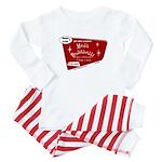 Breastaurant Baby Pajamas