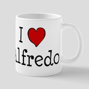 I love Alfredo Mug