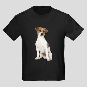 Jack Russell Terrier Kids Dark T-Shirt