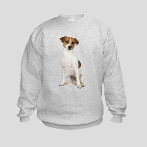 Jack Russell Terrier Kids Sweatshirt