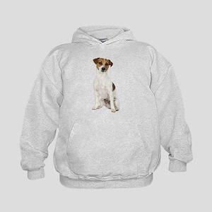 Jack Russell Terrier Kids Hoodie
