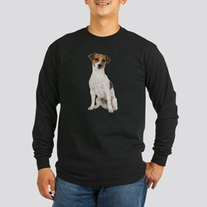 Jack Russell Terrier Long Sleeve Dark T-Shirt