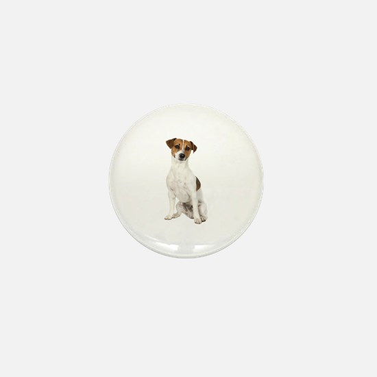 Jack Russell Terrier Mini Button