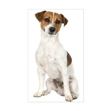 Jack Russell Terrier Rectangle Sticker