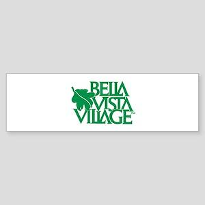 Bella Vista Bumper Sticker