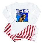 Lion of Judah 10 Baby Pajamas