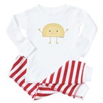 Perogy/Varenyk Baby Pajamas